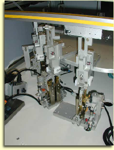 IV line assembly machine